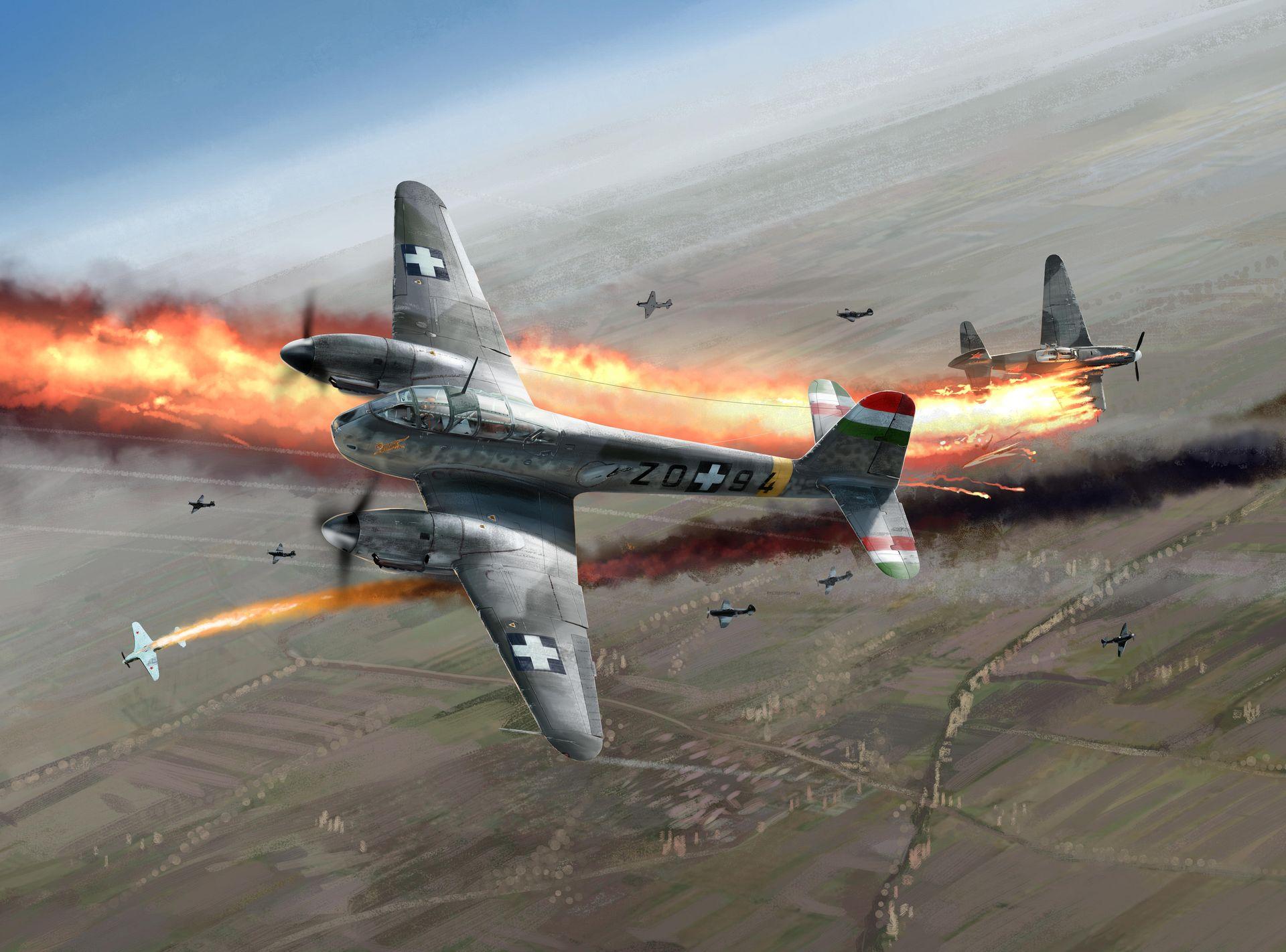 Me 210 Ca-1