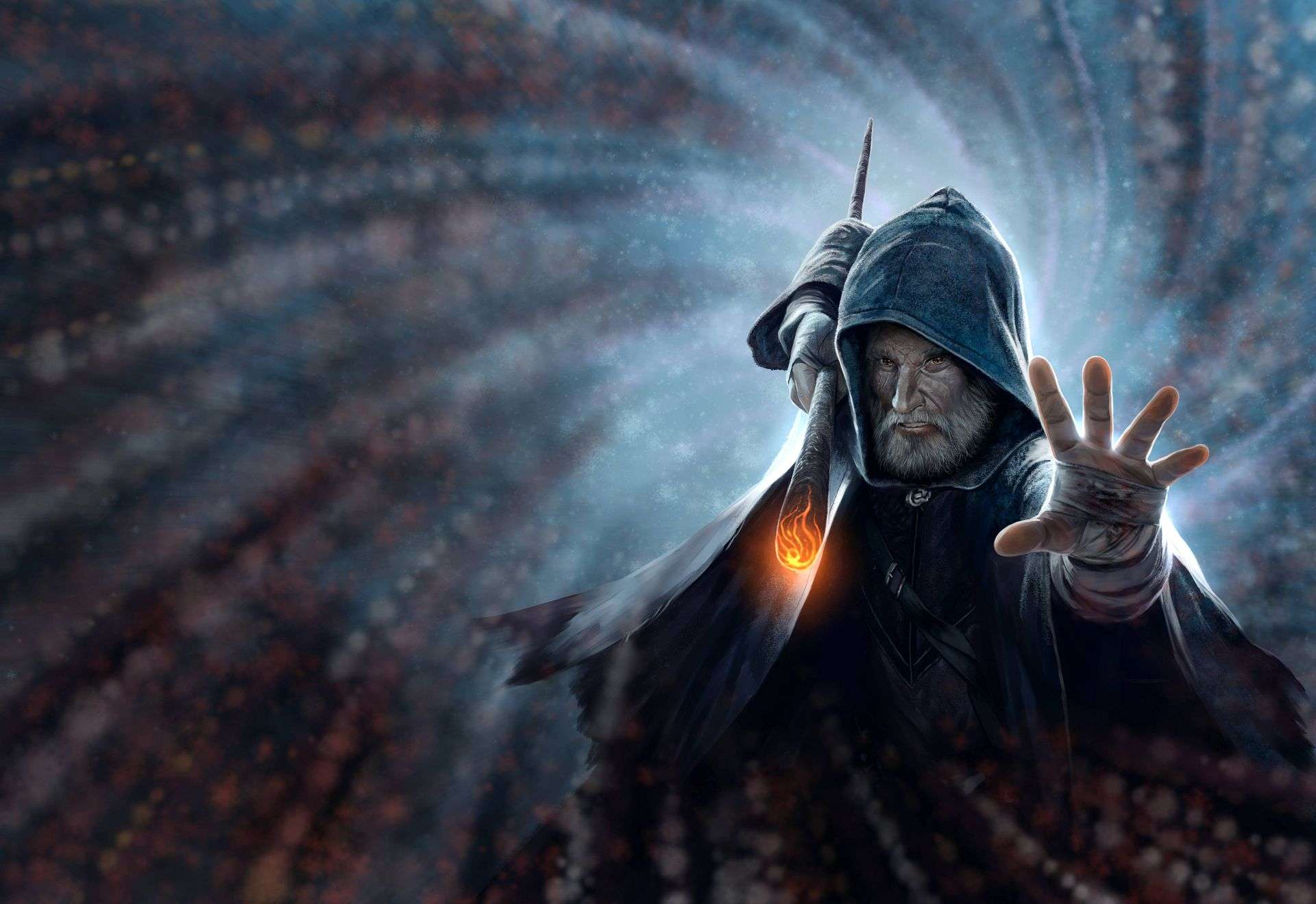A mágia könyve - könyvborító